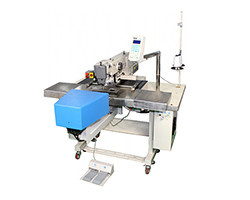 HF-1 Mattress Handle Strap Tacker Machine