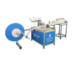 LR-PS-OV High Speed Pocket Spring Coiling Machine