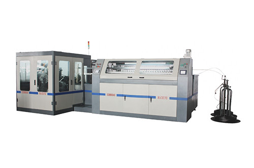 SX-820I Automatic bonnell spring transfer line
