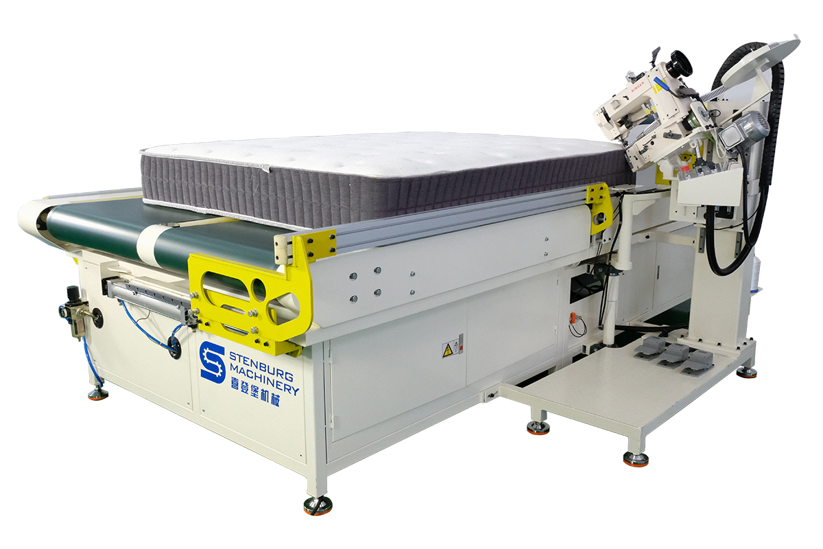 WB-4A Automatic Mattress Tape Edge Machine