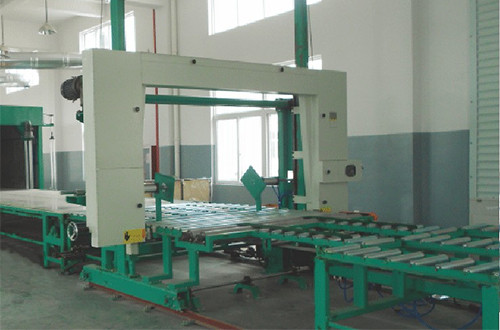 XCD-2400B Horizontal Automatic Continuously Foaming line