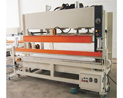 XDB-CRS Semi-auto Mattress Compress Machine & Roll Packing Machine(Single axis)
