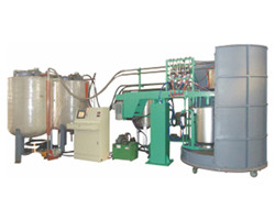 XXF-75 Automatic Box Foaming  Machine